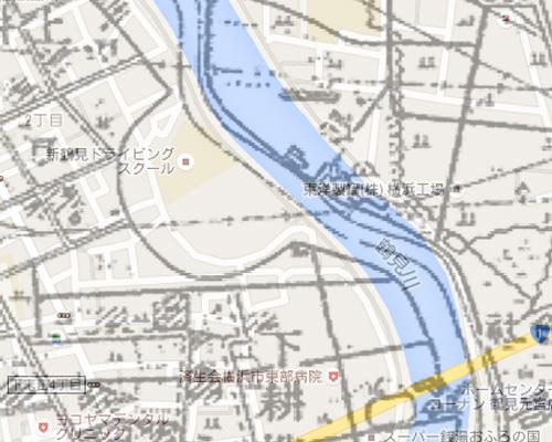 鶴見川流域・1920年・煉瓦工場群・地図2.jpg