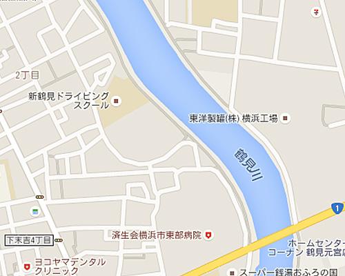 鶴見川流域・1920年・煉瓦工場群・地図3.jpg